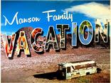 Семейные каникулы с Мэнсонами плакаты
