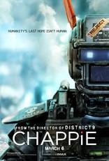 Робот по имени Чаппи плакаты