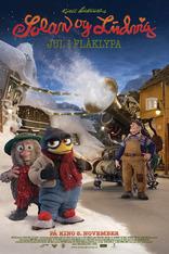 Снежные приключения Солана и Людвига плакаты