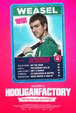 Фабрика футбольных хулиганов плакаты
