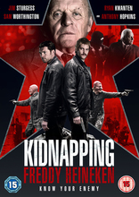 Похищение Фредди Хайнекена плакаты