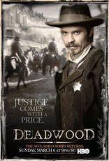 Дедвуд плакаты