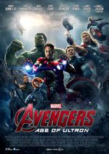 Мстители: Эра Альтрона плакаты