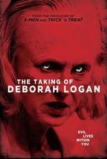 Демоны Деборы Логан плакаты