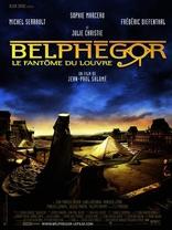 Белфегор — Призрак Лувра плакаты