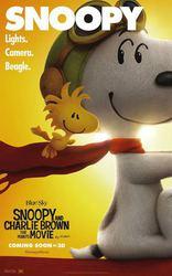Снупи и мелочь пузатая в кино плакаты