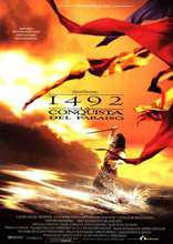 1492. Завоевание рая плакаты