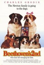 Бетховен 2 плакаты