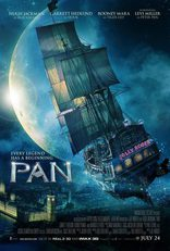 Пэн: Путешествие в Нетландию плакаты