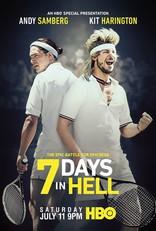 7 дней в аду плакаты