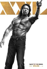 Супер Майк XXL плакаты