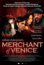 Венецианский купец плакаты