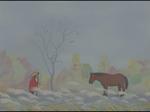 Зимние дни* кадры