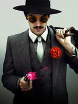 Джентльмен-грабитель плакаты
