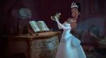 Принцесса и лягушка кадры