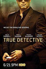 Настоящий детектив плакаты