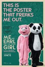 Я, Эрл и умирающая девушка* плакаты