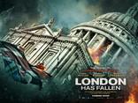 Падение Лондона плакаты
