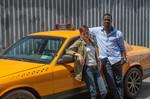 Такси Бруклина* кадры