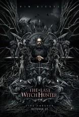 Последний охотник на ведьм плакаты