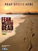 Бойтесь ходячих мертвецов плакаты