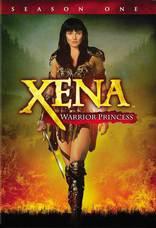 Зена — Королева воинов плакаты
