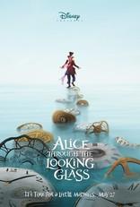 Алиса в Зазеркалье плакаты