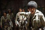 Атака Титанов. Фильм первый. Жестокий мир кадры