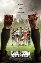 Скауты против зомби плакаты