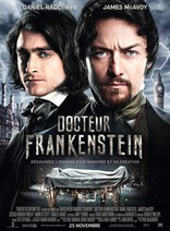 Виктор Франкенштейн плакаты