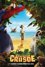Робинзон Крузо: Очень обитаемый остров плакаты