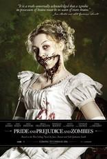 Гордость и предубеждение и зомби плакаты