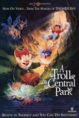 Смотреть Тролль в Центральном парке онлайн на бесплатно
