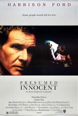Презумпция невиновности плакаты