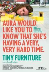 Крошечная мебель плакаты