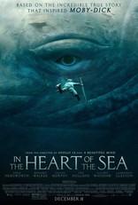 В сердце моря плакаты