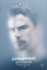 Дивергент, глава 3: За стеной плакаты
