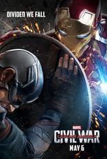 Первый Мститель: Противостояние плакаты
