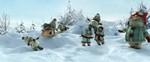 кадр №218700 из фильма Снежная битва 3D