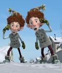 кадр №218706 из фильма Снежная битва 3D