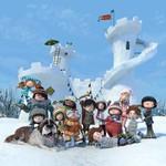 кадр №218708 из фильма Снежная битва 3D