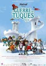 Снежная битва 3D плакаты