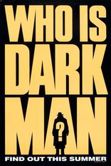 Человек тьмы плакаты