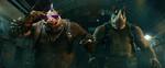 Черепашки-ниндзя 2 кадры
