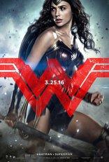 Бэтмен против Супермена: На заре справедливости плакаты