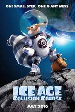 Ледниковый период: Столкновение неизбежно плакаты