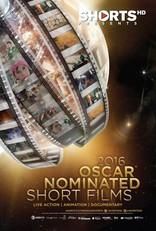 Oscar Shorts 2016. Фильмы плакаты