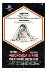 Штамм Андромеда плакаты