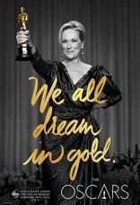 Оскар 2016 плакаты