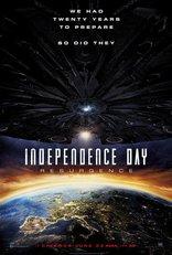 День независимости: Возрождение плакаты